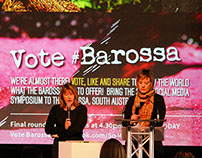 Barossa - #SoMeT14AU Social Media Tourism Symposium