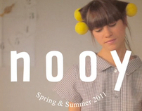 nooy '11 S/S concept movie - music