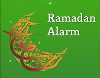 Ramadan Alarm Mobile App