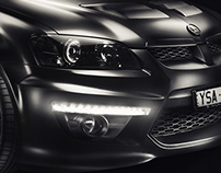 HSV Maloo Black Edition