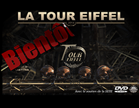 DVD Tour Eiffel (announcement)