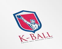 K-Ball Kettle Bell Workout Program Logo