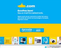 Projeto Visual - EmailMarketing Submarino.