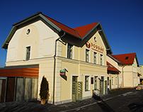 Vasútállomás, Veszprém