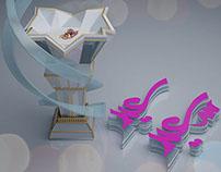 Eid Intro graphics