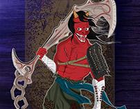 """""""Redención Samurai"""" / """"Samurai Redemption"""""""