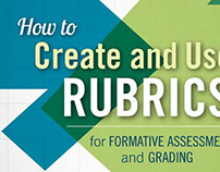 How To Create and Use Rubrics - Book Cover
