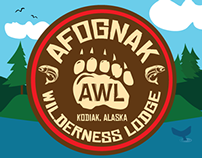 Afognak Wilderness Lodge LOGO
