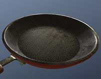Frying pan PBS