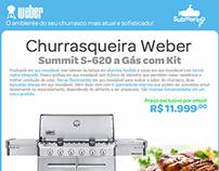 Emailmarketing - Projeto Submarino / CoolStuff