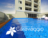 3D Modeling and Composition - Residencial Caravaggio