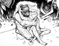 불타고 달리는 [ Burning & Running ] _short comic