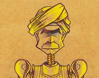Marionette Puppet Concept