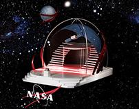 NASA Stand