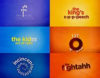 Oscars Typography