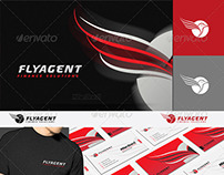 Flying Agent Logo