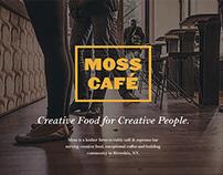 Branding & Web | Moss Café