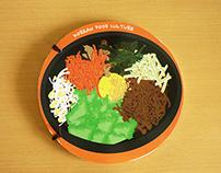 A round book: Korean Food Culture