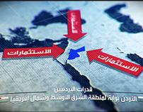 HM King Abdullah's USA Pre-Visit Announcements