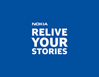 Nokia Pakistan -  Nokia Relive Facebook App