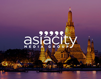 AsiaCity Media Group Site Design