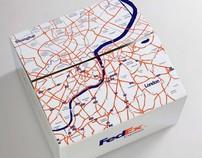 "FedEx ""Eurolane"" Campaign"