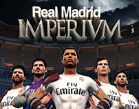 Real Madrid Imperivm Art