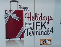 Happy Holidays From JFK