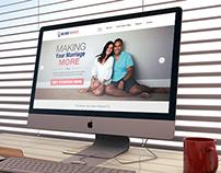 Website Design for Dollars & Roses
