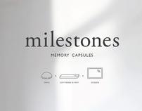 Milestones: Memory Capsules