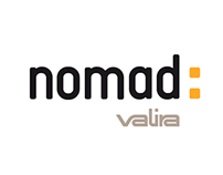 Nomad logotype and naming
