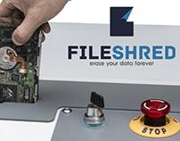 FileShred - Logo For Sale