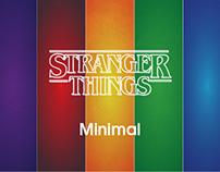 Stranger Things Minimal