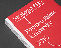 Universitat Pompeu Fabra - Strategic plan 2016-2025