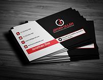 Corporate Business Card Vol-08