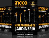 Flyer & Banners INGCO VENEZUELA