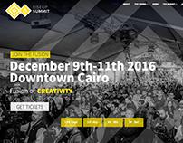 RiseUp Summit Website #RiseUp16