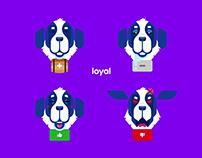 Loyal's Mascot