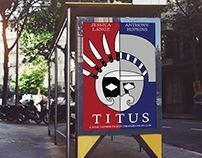 Titus Poster and DVD