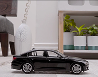 BMW - Stop motion commercial 2015
