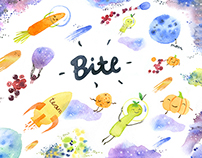 Illustration for Bite