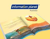 Anúncio Information Planet - Revista Surfar