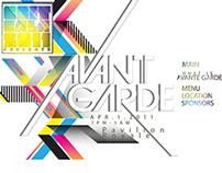 CCIT Gala 2011–Web Design