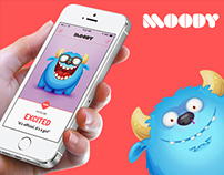 Moody - App