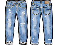 Women's Denim Concept AW10