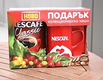 Nescafe promo box