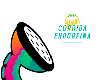 Corrida Endorfina - Branding Design