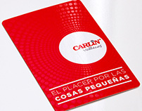 Carlin Business Cards
