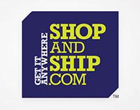 Shop&Ship New UX/UI