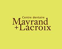 Programme d'identité visuelle—Centre dentaire M+L